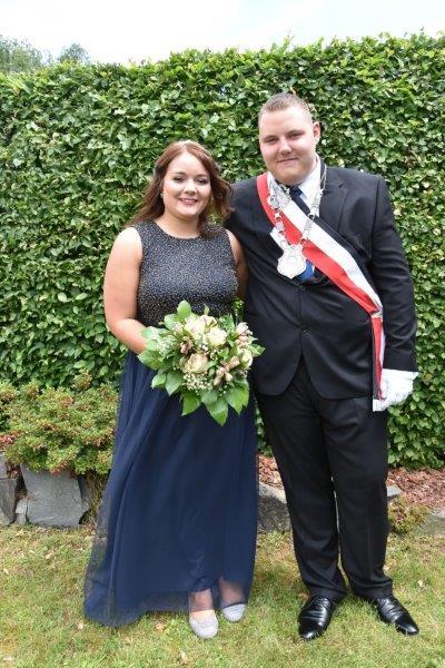 Marcel Koch und Hannah Hasenau